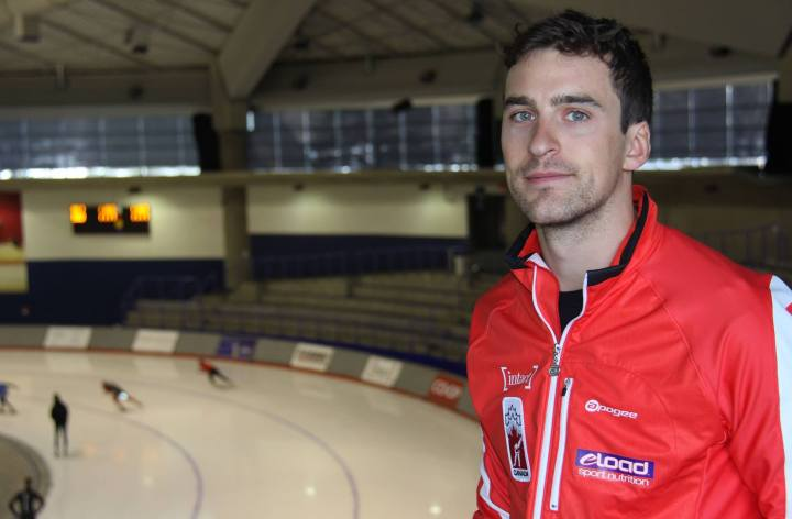Denny Morrison back on the Canadian Olympic team