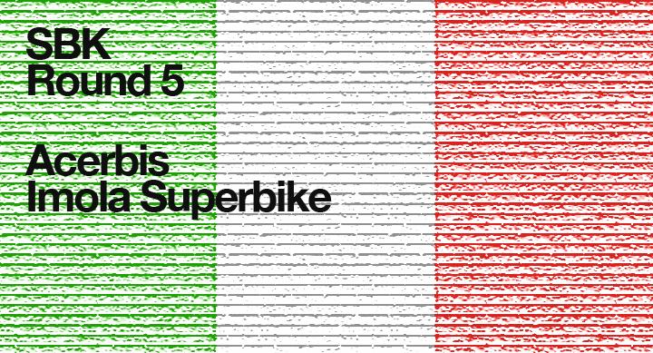 SBK – Round 5 Results