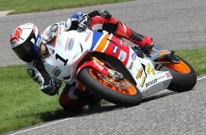 Jodi Christie sitting out CSBK season
