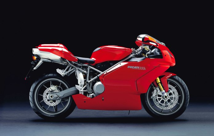 The most rationally designed Ducati of all time.  Most Ducatisti would like to disown it.