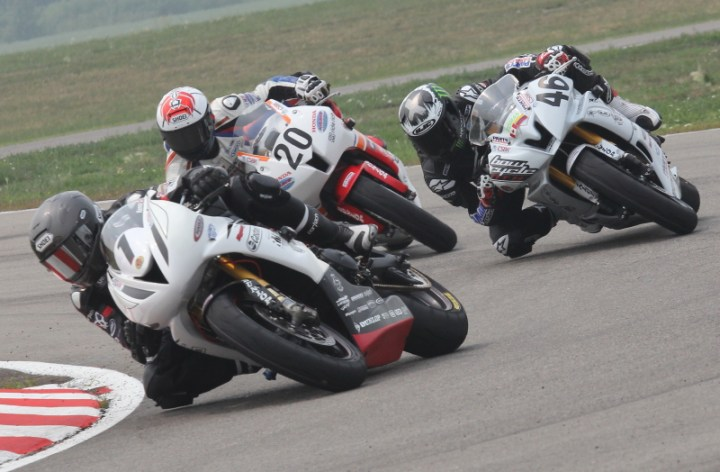 CSBK – Round 3 – Castrol Raceway