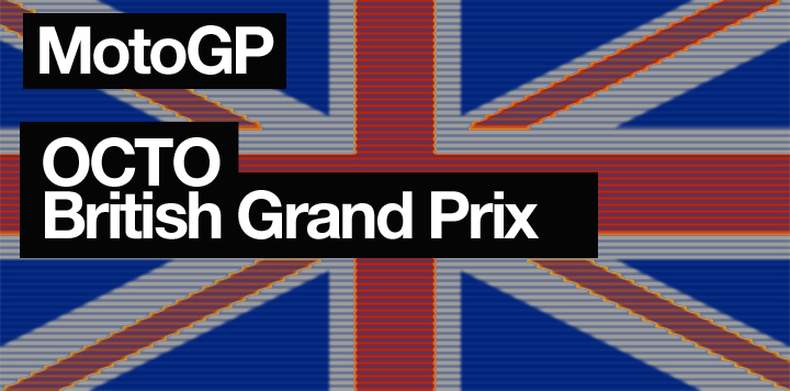 MotoGP Round 12 – Octo British Grand Prix Race Results