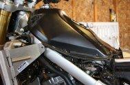 CMG Honda CRF250L project bike accessories Zac Kurylyk Photo
