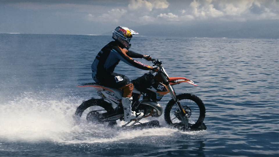 Robbie Maddison surf sequel shut down