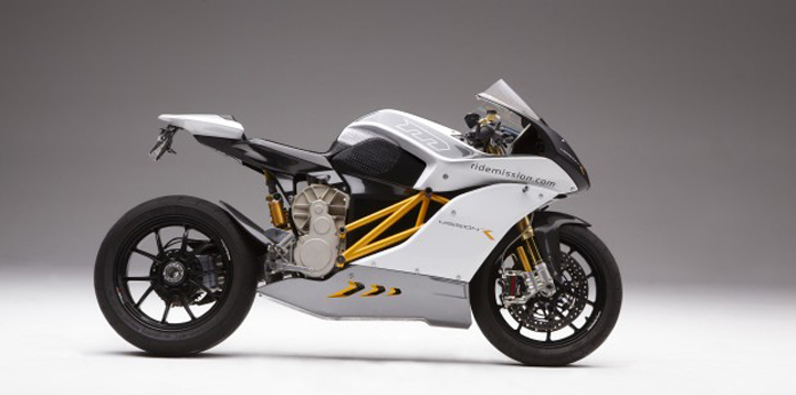 Mission R was, and remains still, the evolutionary apogee of the electric superbike