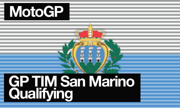 MotoGP Round 13 – GP TIM de San Marino