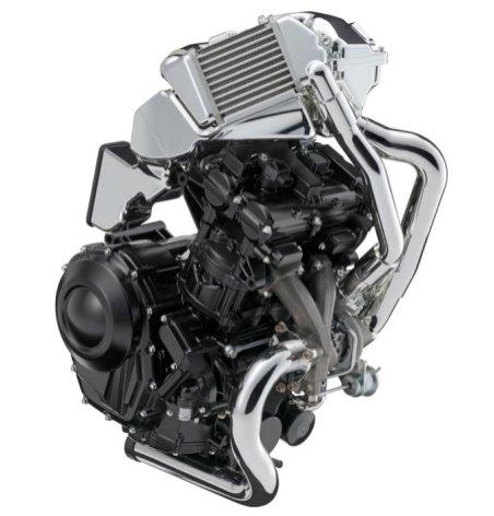 Suzuki-turbo-engine