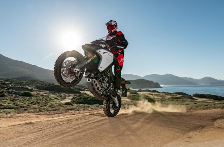 EICMA: Ducati Multistrada details – Enduro & Pikes Peak