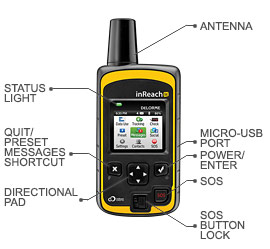 inReach SE overview