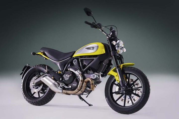 Love it or hate it, the Scrambler by Ducati is now the reference point for upmarket, entry level, motorcycle branding
