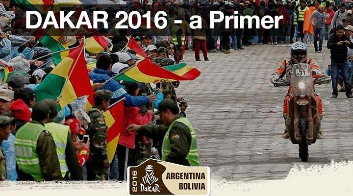 Dakar 2016: A primer