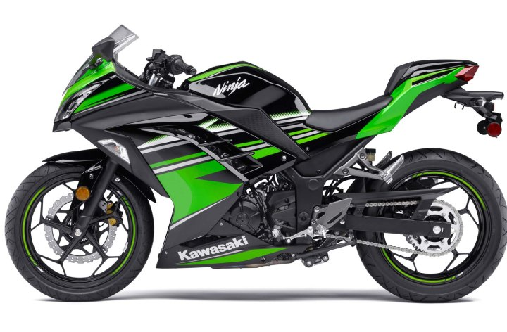 Ninja 300 racing series – final details released