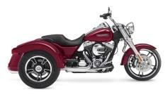 Harley's Freewheeler trike.