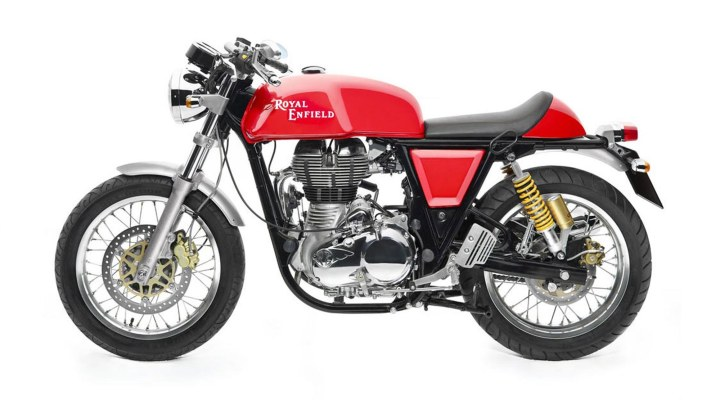 Royal Enfield says it's going to move plan ahead in North America