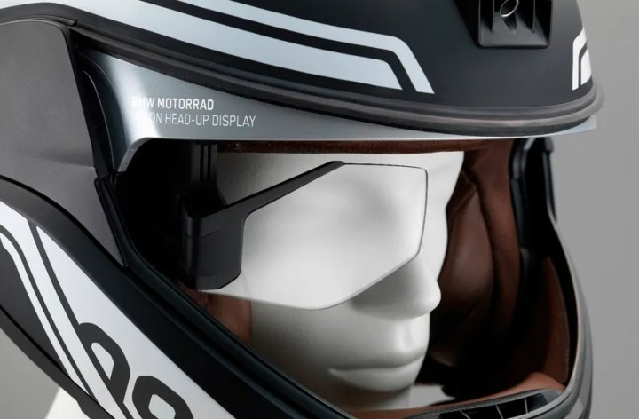 What's the deal with smart helmets?