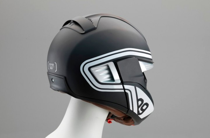 Rise of the Machines: Smart helmets coming into their own