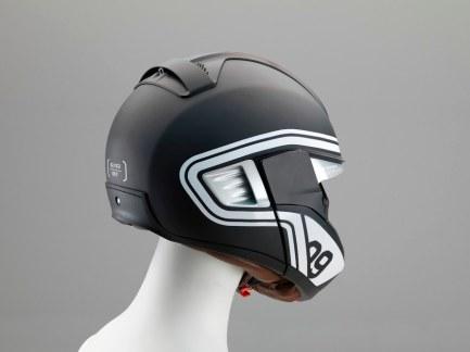 BMW smart helmet 2