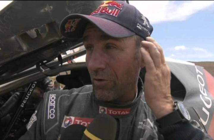 Dakar 2016, Stage Six