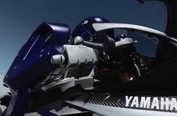 Yamaha MotoBot development continues