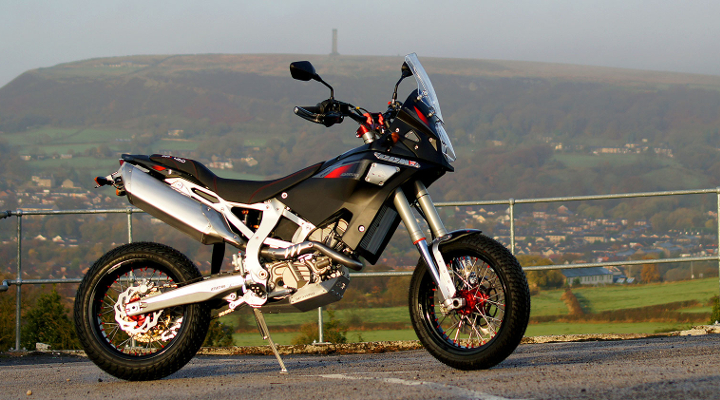 CCM GP450 RS supermoto will be available in Canada