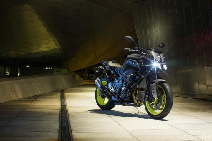 2016 Yamaha MT-10 4