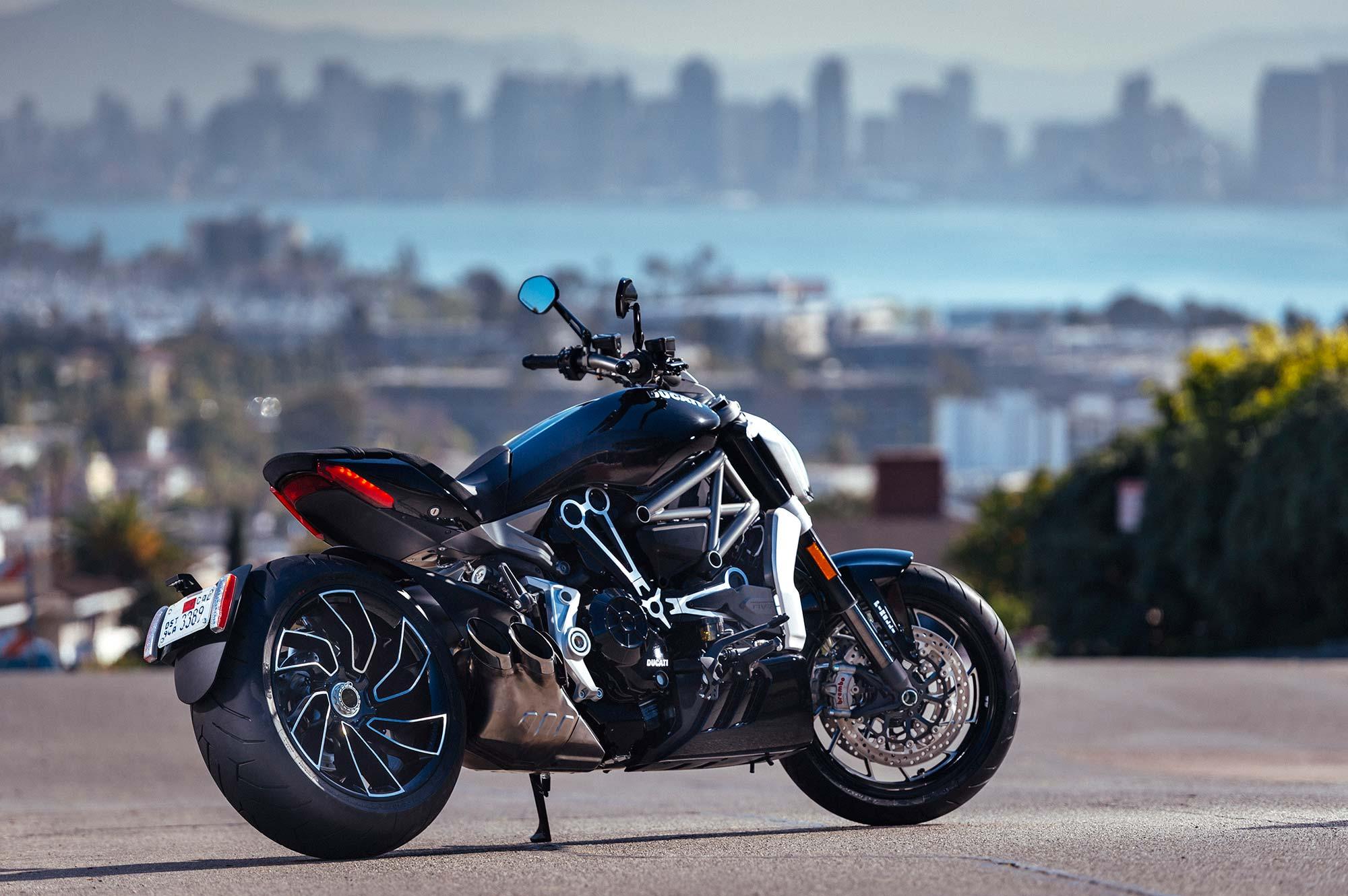 2016 Ducati Xdiavel Launch Canada Moto Guide