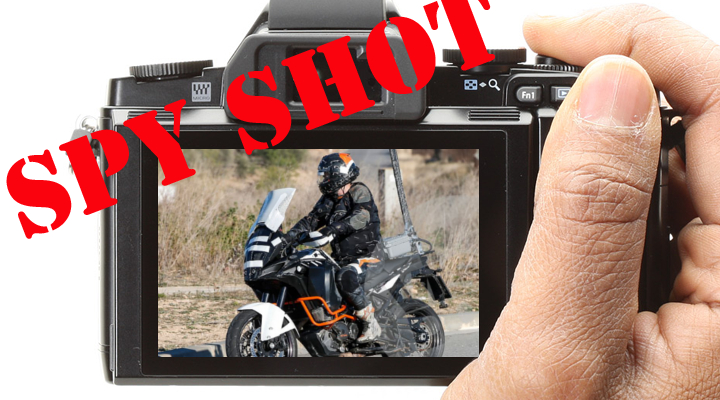 Spied! Another look at new KTM 1290 Super Adventure