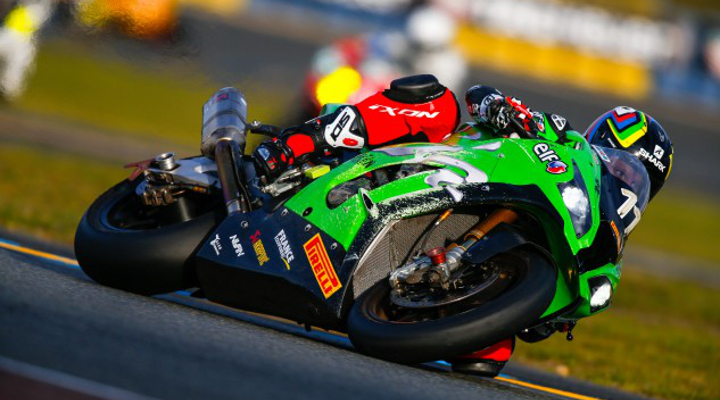 FIM endurance racing to broadcast on Velocity