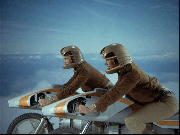 Sharp, pointy, and brown : motorcycle aerodynamics in the 1970's
