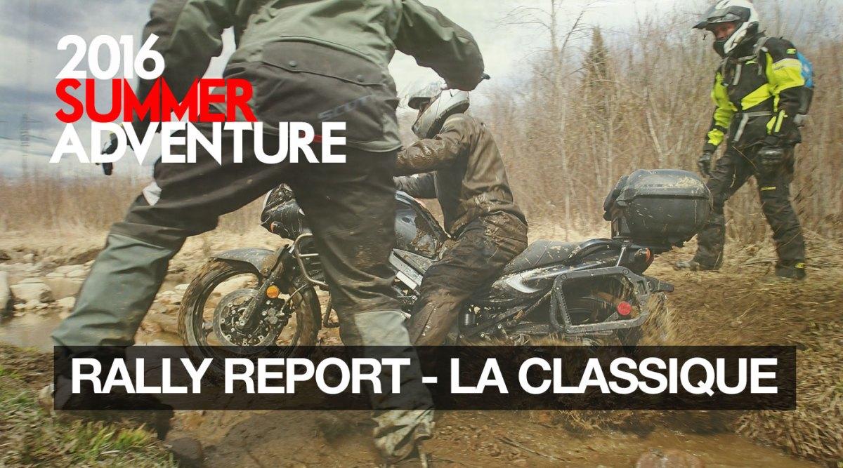 2016 Summer Adventure - La Classique