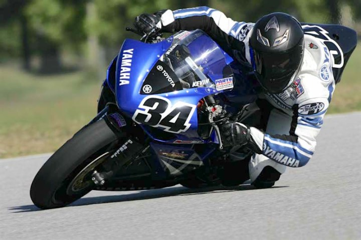 Kevin Lacombe returning to CSBK