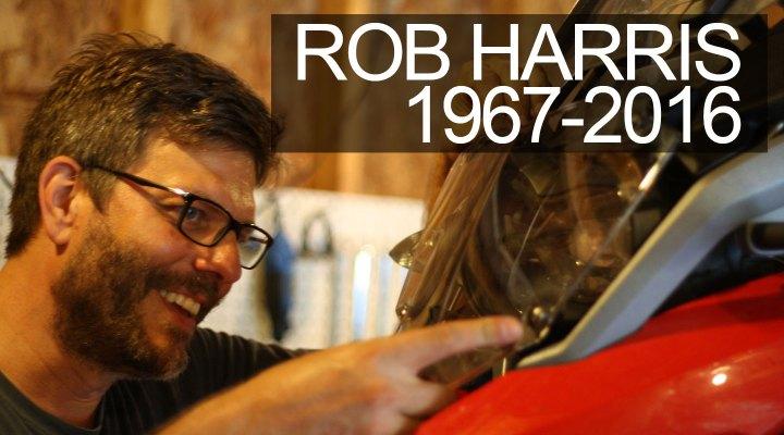 Rob Harris 1967-2016