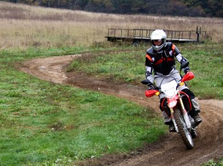 Rob's first days aboard the Honda CRF250L, one of his favourite bikes in recent years.