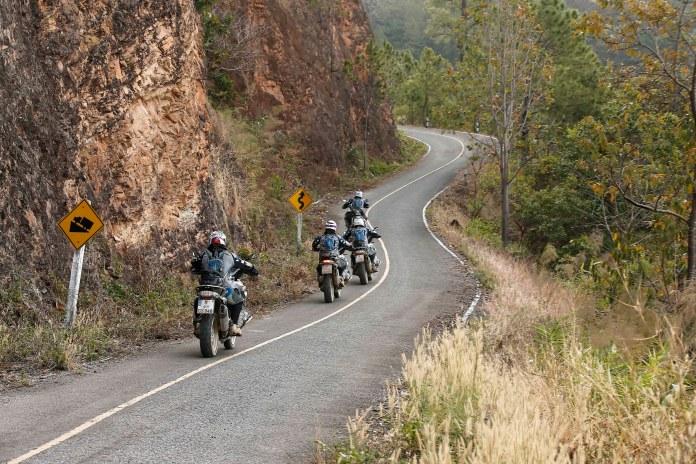 Thai roads