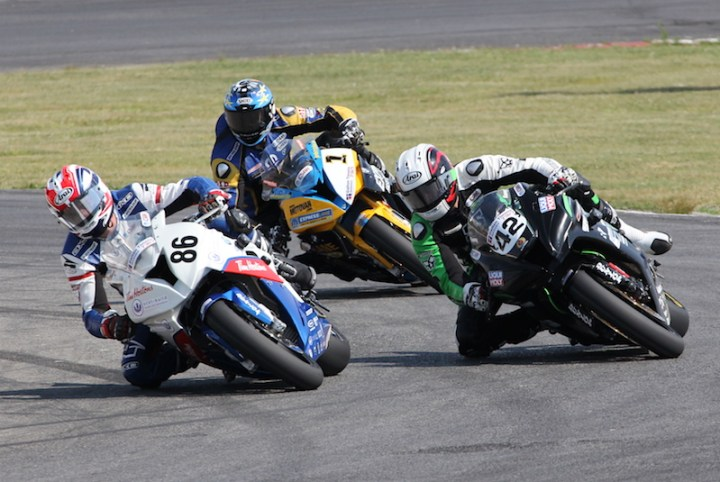 Race Report: CSBK double-header at St-Eustache