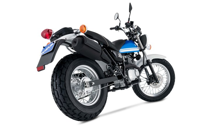 The Suzuki VanVan is finally coming to North America! But …
