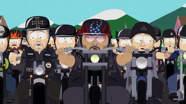 Fact is, loud pipes are really starting to irritate the general public, with even South Park taking a swipe at loud motorcycles.