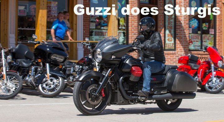 First Ride: Moto Guzzi MGX-21 Flying Fortress
