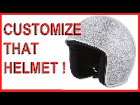 Ichiban Moto tackles helmet customization! (and how to fix turn signals)