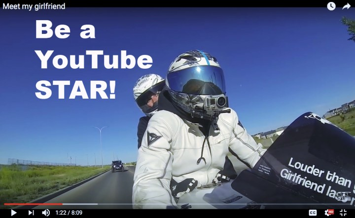 How to: Onboard video
