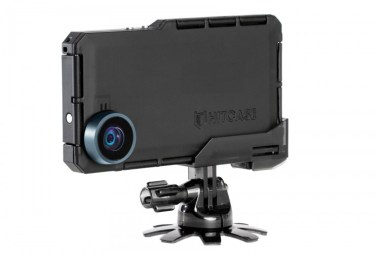 A specialized case like this Hitcase can turn your phone into a makeshift action camera.