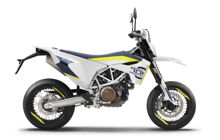 Husqvarna posts huge growth numbers again in 2016
