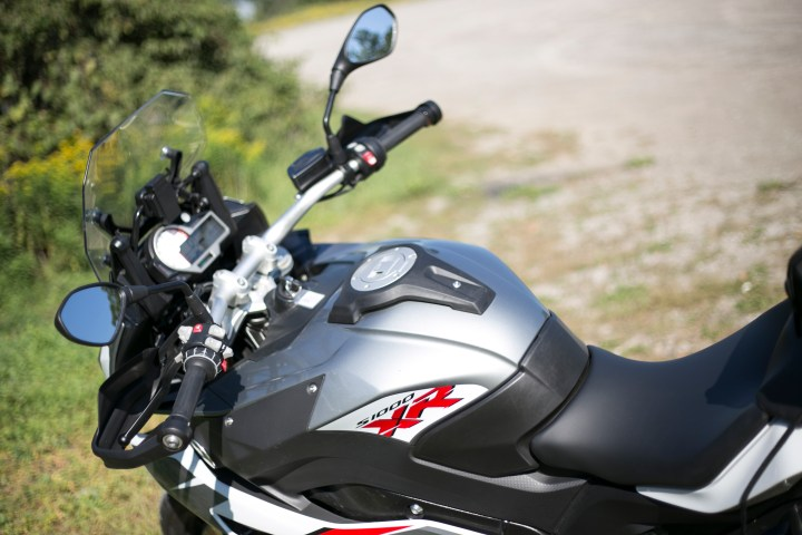 Coming this week: Pennsylvania on a BMW S1000XR