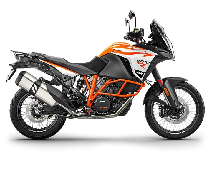 Intermot: KTM 1290 Super Adventure R aims to conquer all comers