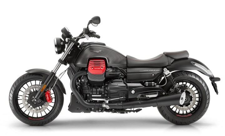 Intermot: Moto Guzzi unveils Audace Carbon