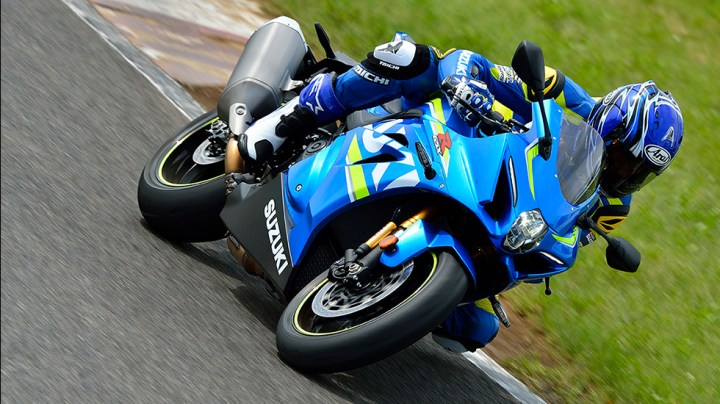 Suzuki releases Canadian pricing for GSX-R1000, other 2017 models