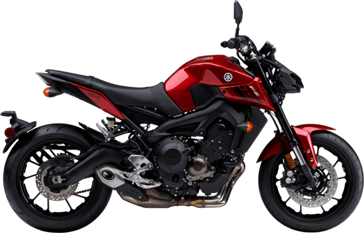 Yamaha FZ-09 updated for 2017