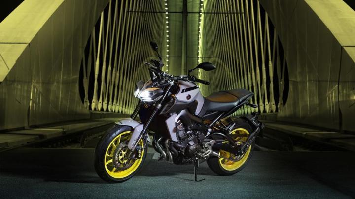 Intermot: New-generation Yamaha MT-09 and updated MT-10