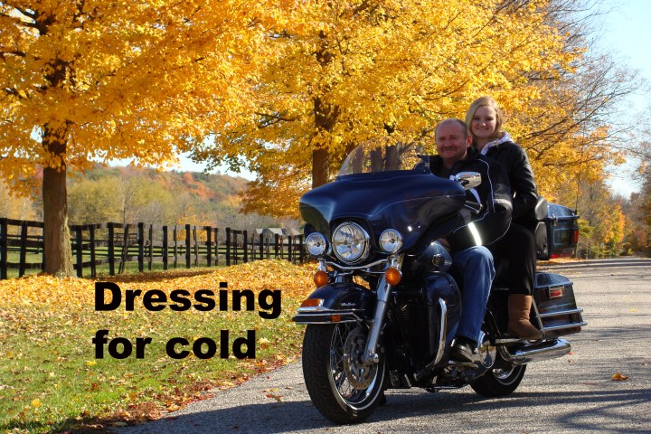 Cold weather riding: A primer
