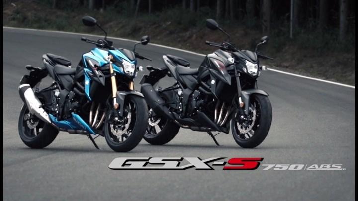 Intermot: Suzuki GSX-S750 breaks cover